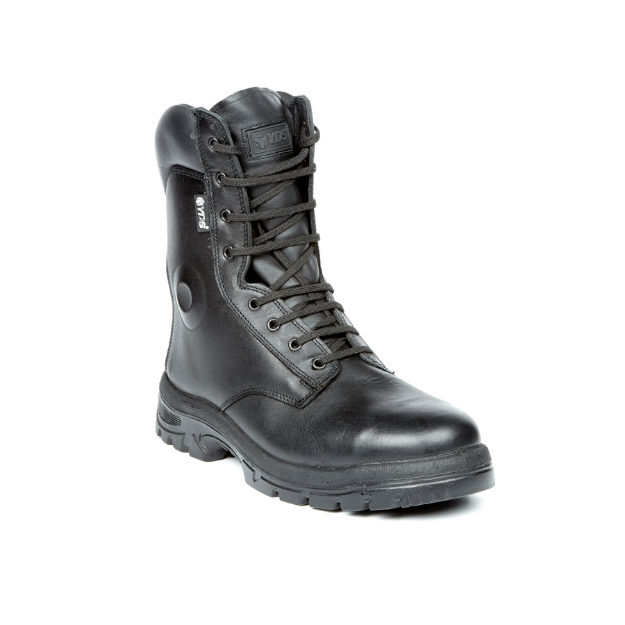Intelligent Met Guard for Public Order Boot